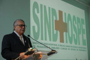 Dr. George Meira Trigueiro - Presidente SINDHOSPE.